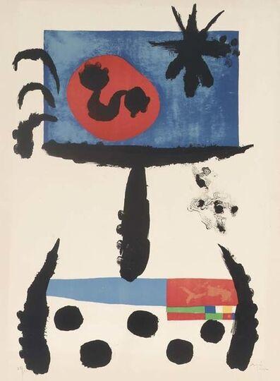Joan Miró, 'Palotin Giron', 1955