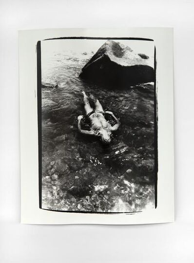 Andy Warhol, 'Jon Gould in Montauk', 1981