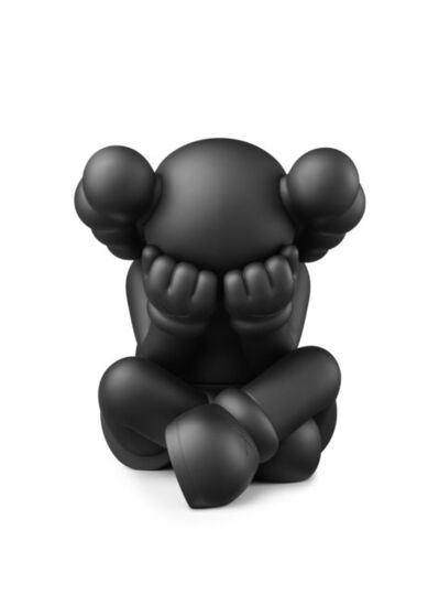 KAWS, 'Separated - Black', 2021