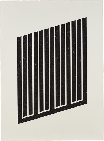 Donald Judd, 'Untitled: one plate (S. 89)', 1978-79
