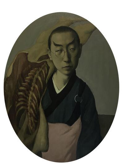 Jeffrey Wang, 'Meat Monk', 2016