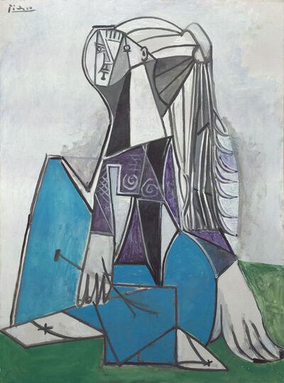 Pablo Picasso, 'Portrait of Sylvette David', 1954