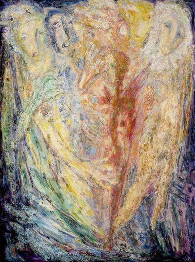 Marian Bohusz-Szyszko, 'Birth of Man', ca. 1960