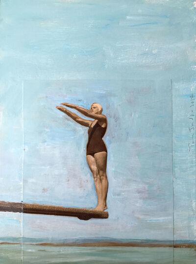 Tom Judd, 'Standing Diver', 2017
