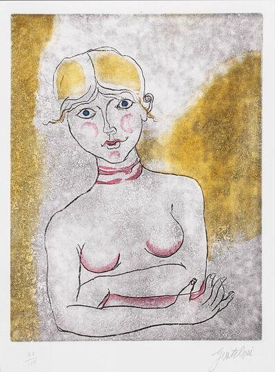 Franco Gentilini, 'Girls', 1975