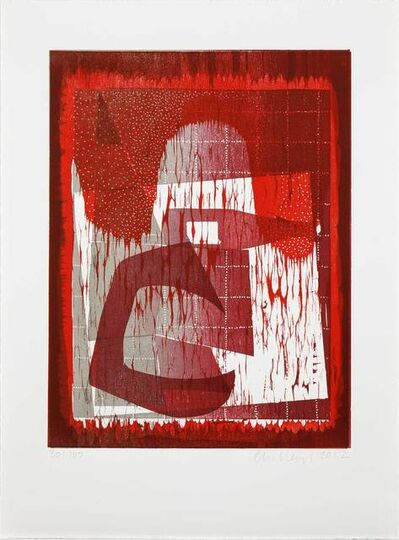 Charline von Heyl, 'Untitled', 2012