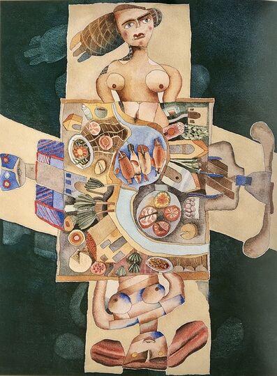 Giancarlo Puppo, 'Supper', 2000