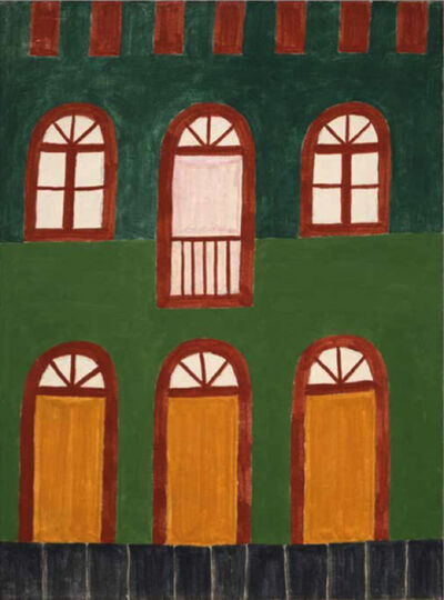 Alfredo Volpi, 'Untitled', ca. 1950