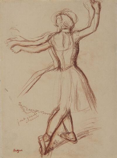 Edgar Degas, 'Danseuse de dos', Unknown