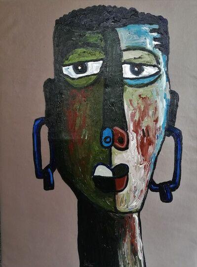 Isshaq Ismail, 'Self 3', 2019