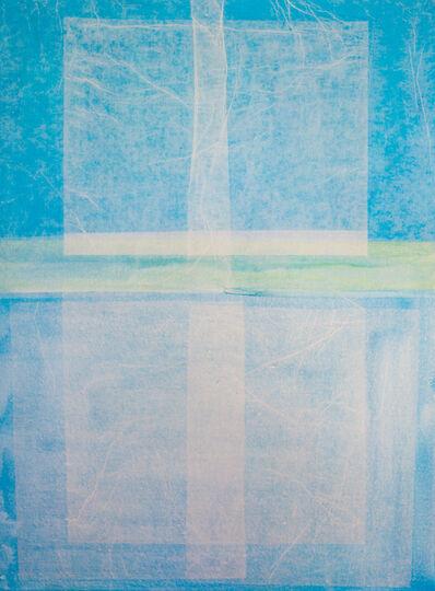 Bastienne Schmidt, 'Turquoise Geometry 1', 2016