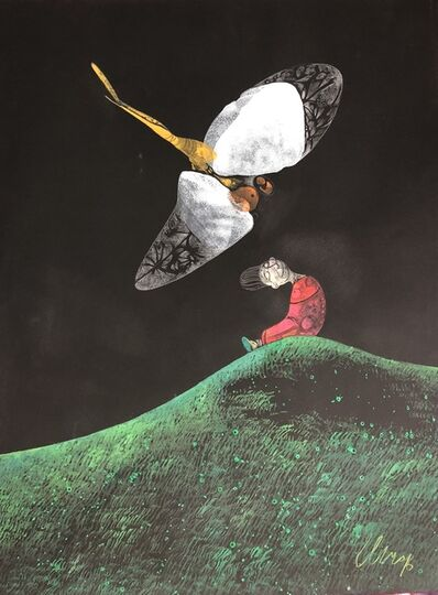 Pedro Pablo Oliva, 'Dragonfly', 2018