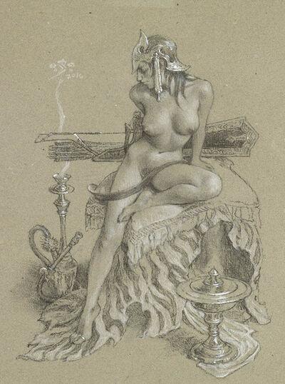 Stephen Hickman, 'Seryth'