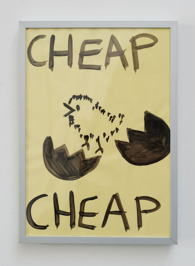 Michael Pybus, 'CHEAP CHEAP ', 2009