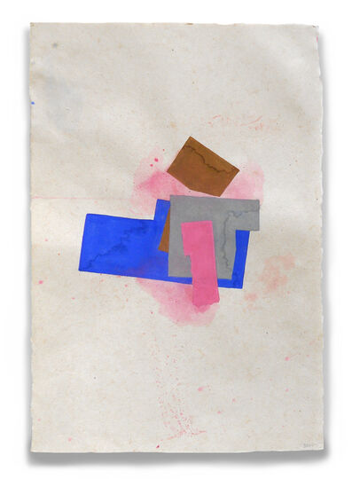 jean feinberg, 'P2.14 (Abstract painting)', 2014