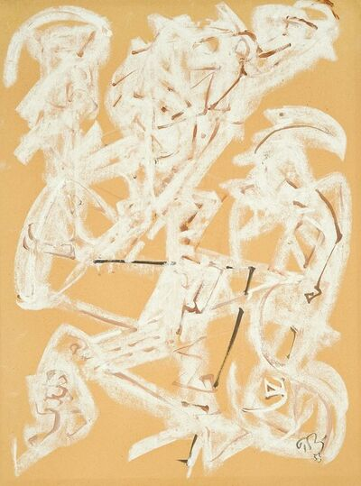 Mark Tobey, 'Untitled', 1953