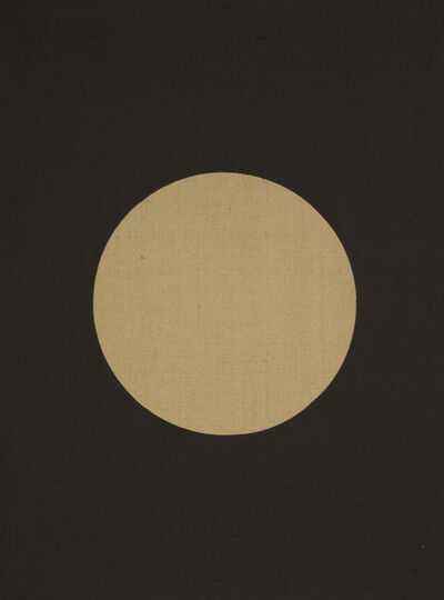 Antonio Ballester Moreno, 'Black (Moon) Exterior Noche', 2018