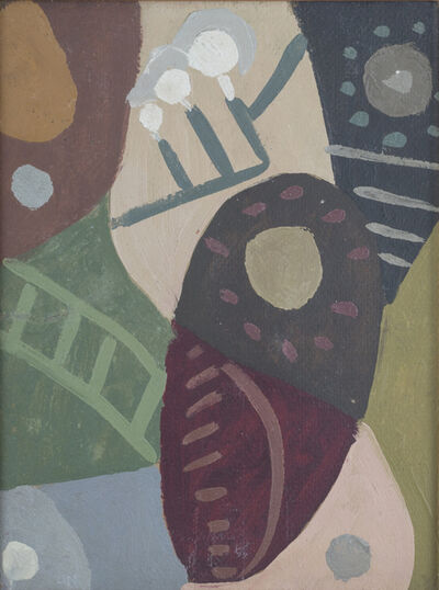 Esteban Lisa, 'Composición', ca. 1943
