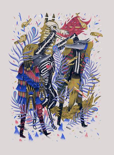 Thibault Daumain, 'La Peste', 2019