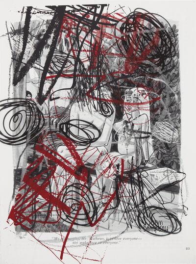Richard Prince, 'Untitled (cartoon)', 2015