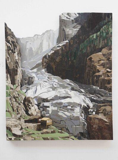 Ron van der Ende, 'Unterer Grindelwald Gletscher', 2019