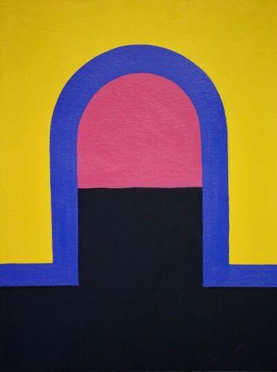 Leonhard Hurzlmeier, 'Bogen Set/Violett'