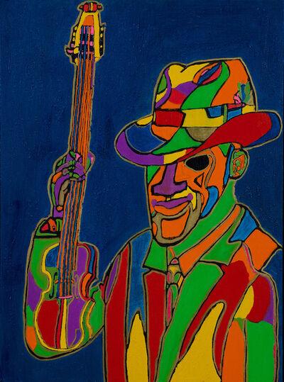 Leland Lee, 'Blue Jazz', 2006