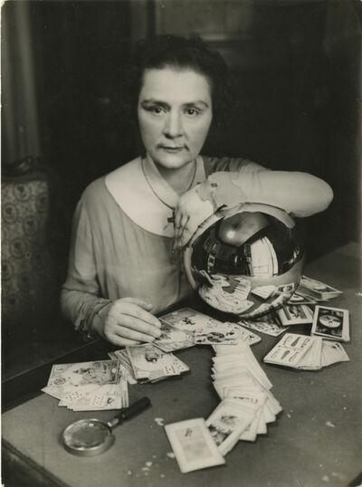 André Kertész, 'Mademoiselle L (Fortune Teller)', 1929 / 1929c