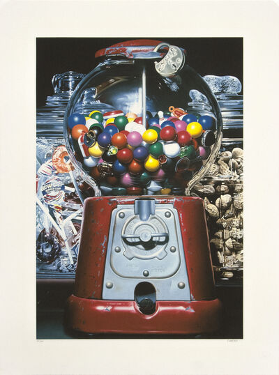 Charles Bell, 'Gumball XV', ca. 1995