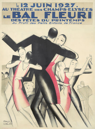 Paul Colin, 'Le Bal Fleuri. ', 1927