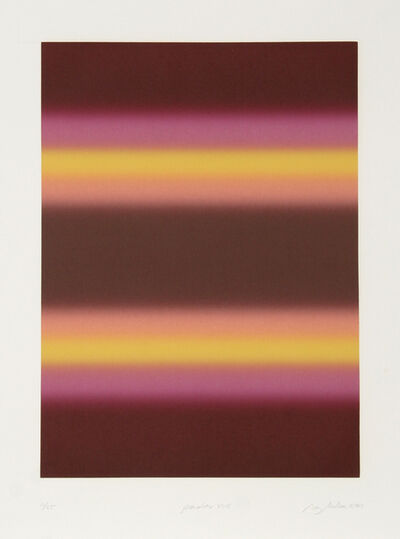 Barry Nelson, 'Paralax XVII', 1981