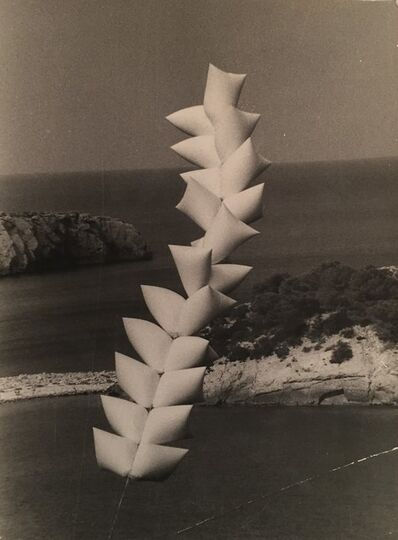 Josep Ponsatí, 'Inflatable at Ibiza [Inflable a Eivissa]', 1971