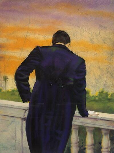 Mark Stock, 'The Butler's in Love', 1991