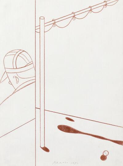 Eduardo Arroyo, 'Untilted', 1984