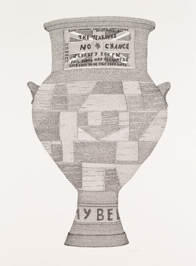 Irene Lees, 'Turner Prize, 1979 The Year of No Chance', 2013