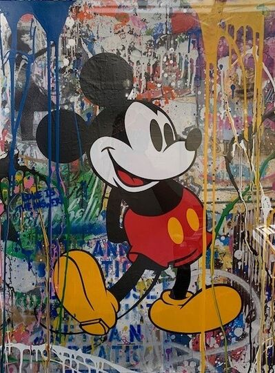 Mr. Brainwash, 'Mickey Mouse', Unknown