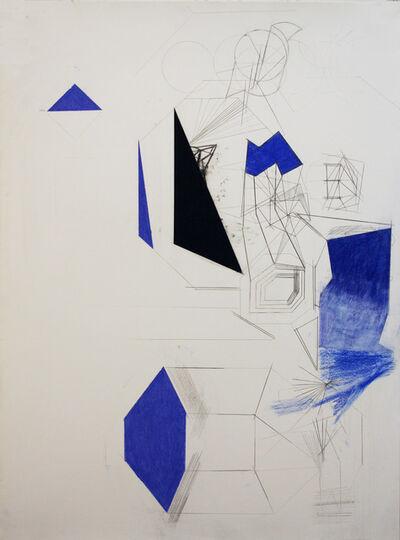 Lorraine Tady, '(OVS-1) Octagon Vibration Series, Vortex 1', 2014