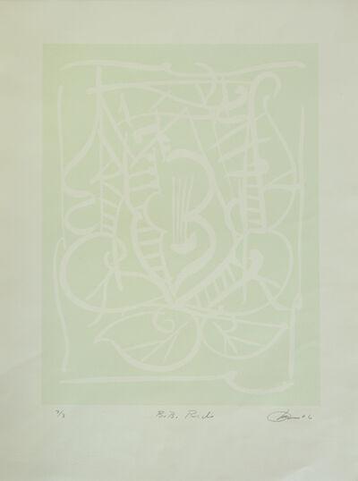 William T. Williams, 'B.B.'s Ride', 2005