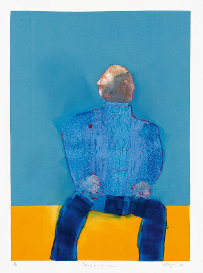 Robert Hodgins, 'Smug on his Bum'
