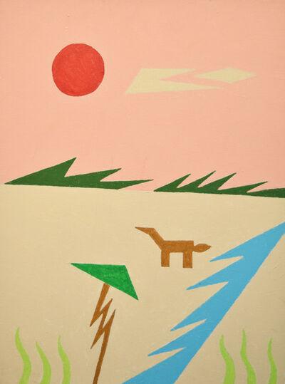 Barry Senft, 'Spikes', 2015