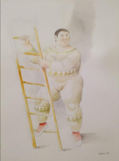 Fernando Botero, 'De la serie: Circus', 2007
