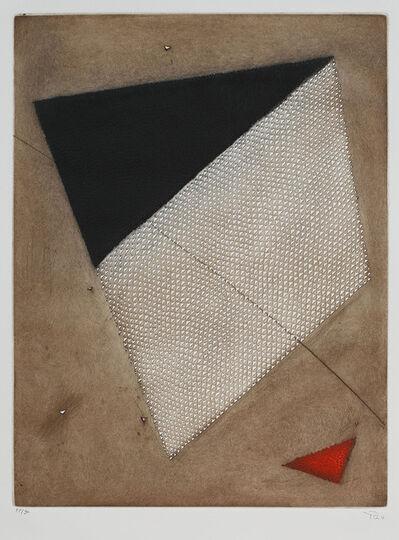 Arthur Luiz Piza, ' Ombre en fuite', 2004