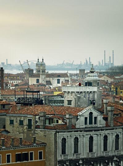 Mabel Palacín, '180º On the roof 4', 2010-2011