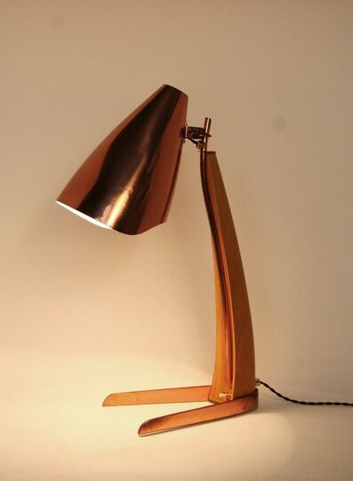 Paavo Tynell, 'table lamp', ca. 1950
