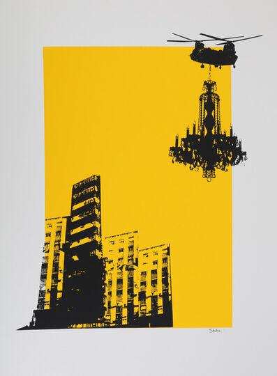 STATIC, 'Chinook Chandelier (Yellow)'