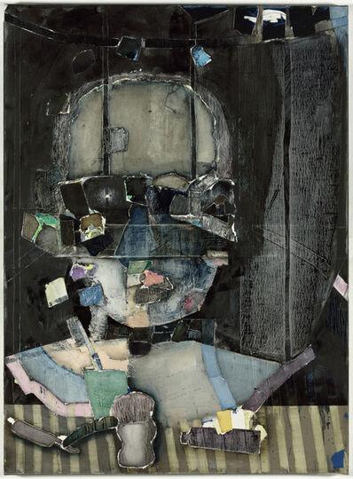 Magnus Plessen, 'Untitled (mirror)', 2015