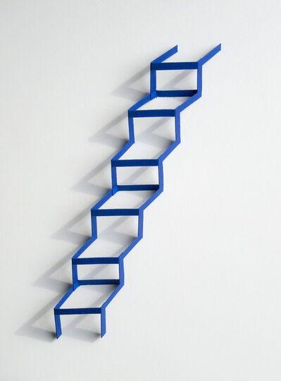 Emi Ozawa, 'Three Blue Chairs', 2018