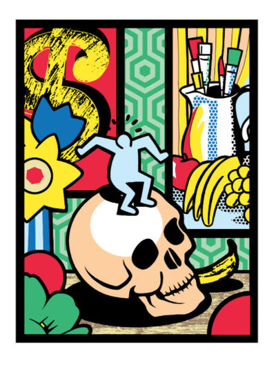 Speedy Graphito, 'Vanity Art', 2020