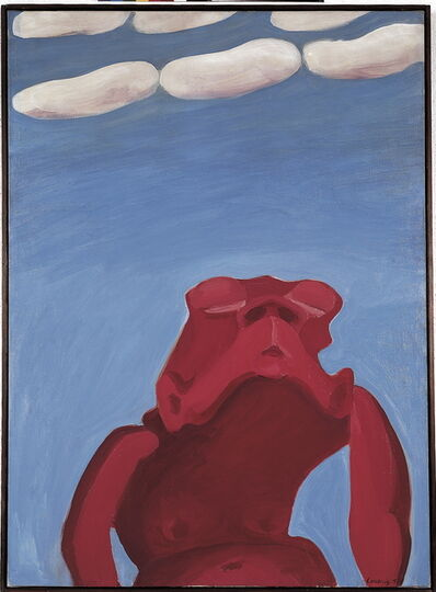 Maria Lassnig, 'Traum', 1964