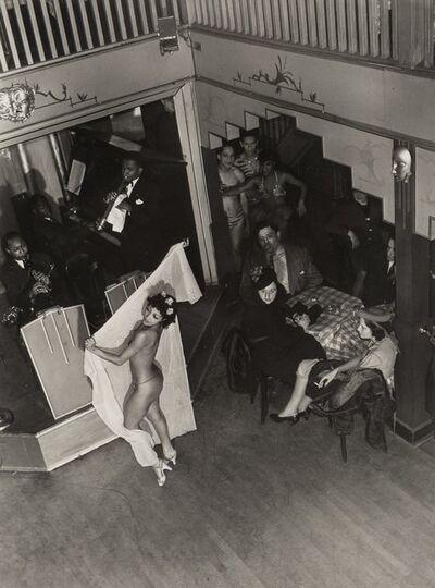 Aaron Siskind, 'Harlem', 1937